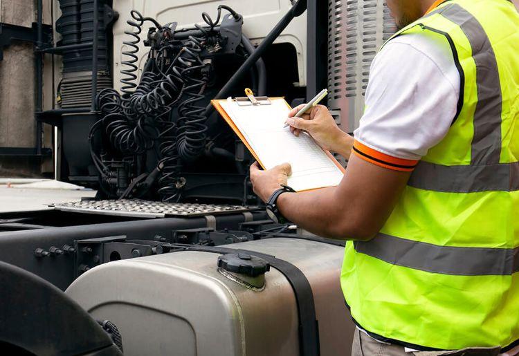 truck inspection